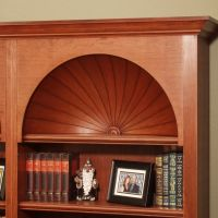 Arched Top Cabinet